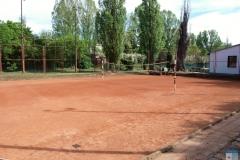 Volejbalový kurt